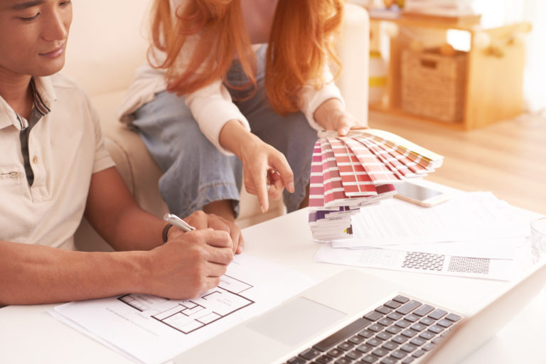 4 Easy Steps to a Home Remodel