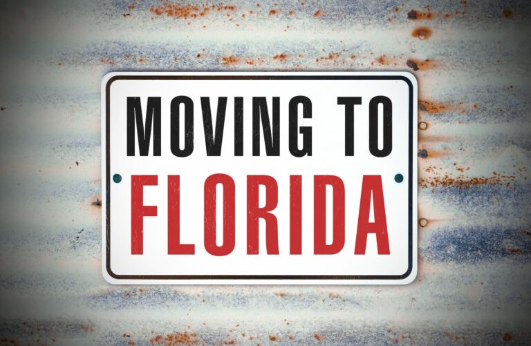 Moving to Florida